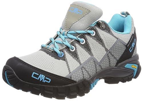 CMP Tauri, Zapatos de High Rise Senderismo para Mujer, Verde (Abete), 39 EU