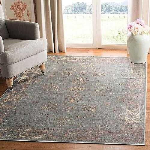 Safavieh Vintage Collection VTG117-2770 Oriental Distressed Silky Viscose Area Rug