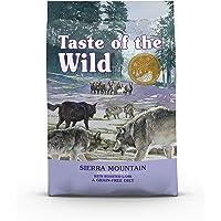 Taste Of The Wild Sierra Mountain - Pienso para Perros con Cordero Asado 12,2kg
