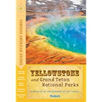 Compass American Guides: Yellowstone and Grand Teton National Parks (Full-color Travel Guide)