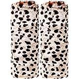 Leg Warmers Women Faux Fur Fuzzy Long Boots Shoes Cuff Cover Warm Furry Costume