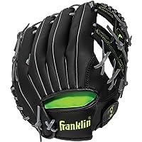 Franklin Sports Field Master Midnight Series - Guante de béisbol para diestros