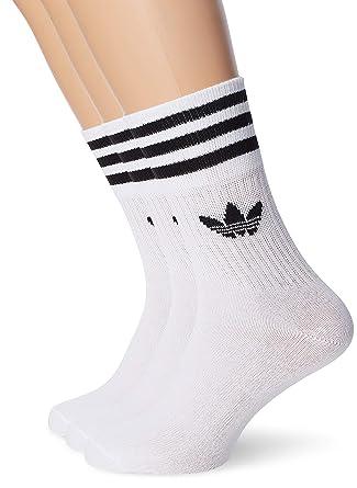 adidas Unisex Mid Cut Socken (3 Paar)