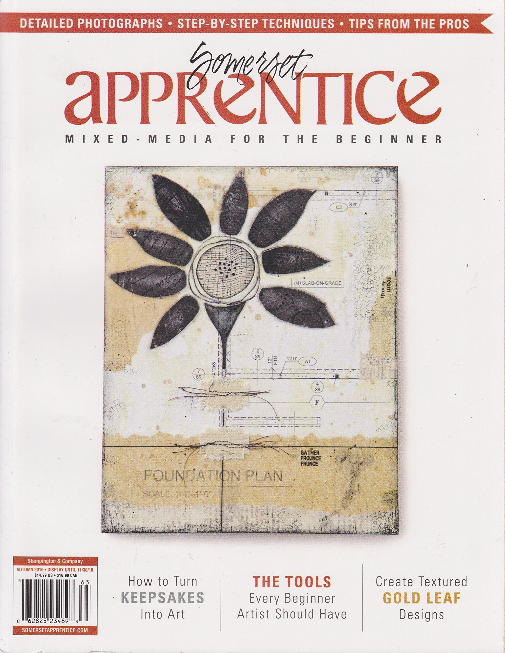 Read Online Somerset Apprentice Magazine Autumn 2016 PDF
