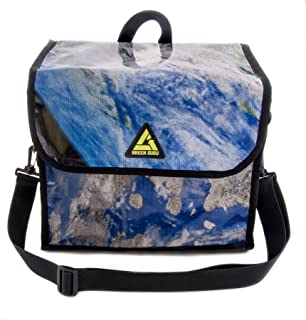 product image for Green Guru Gear Dutchy Bike Bicycle Bike Upcycled Made in USA Pannier Bag (design may vary)