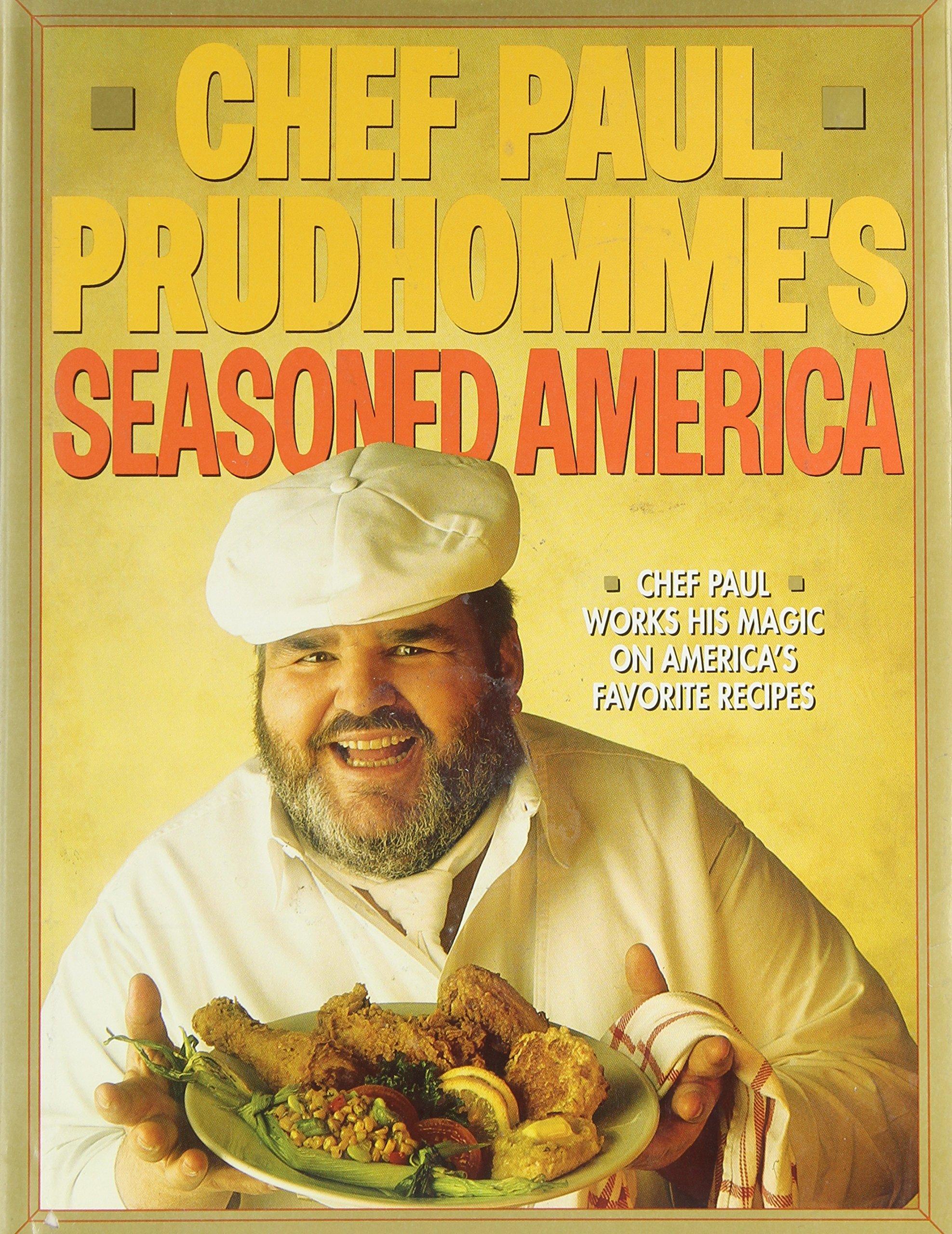 Chef Paul Prudhomme's Seasoned America PDF