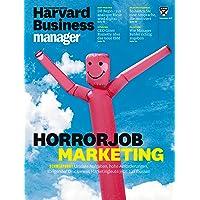 Harvard Business Manager 9/2017: Horrorjob Marketing