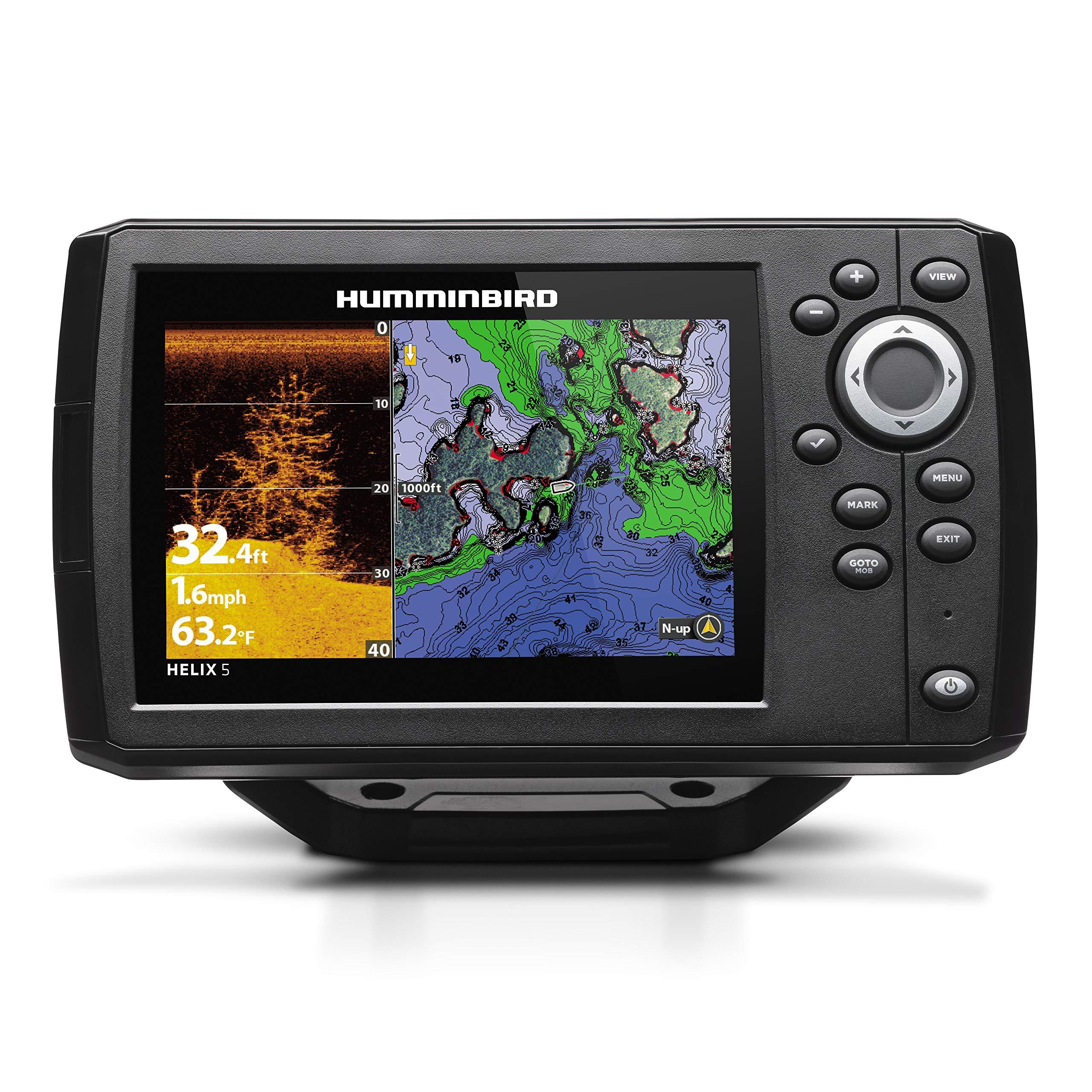 Humminbird 410220-1 Helix 5, Chirp Di GPS G2, by Humminbird