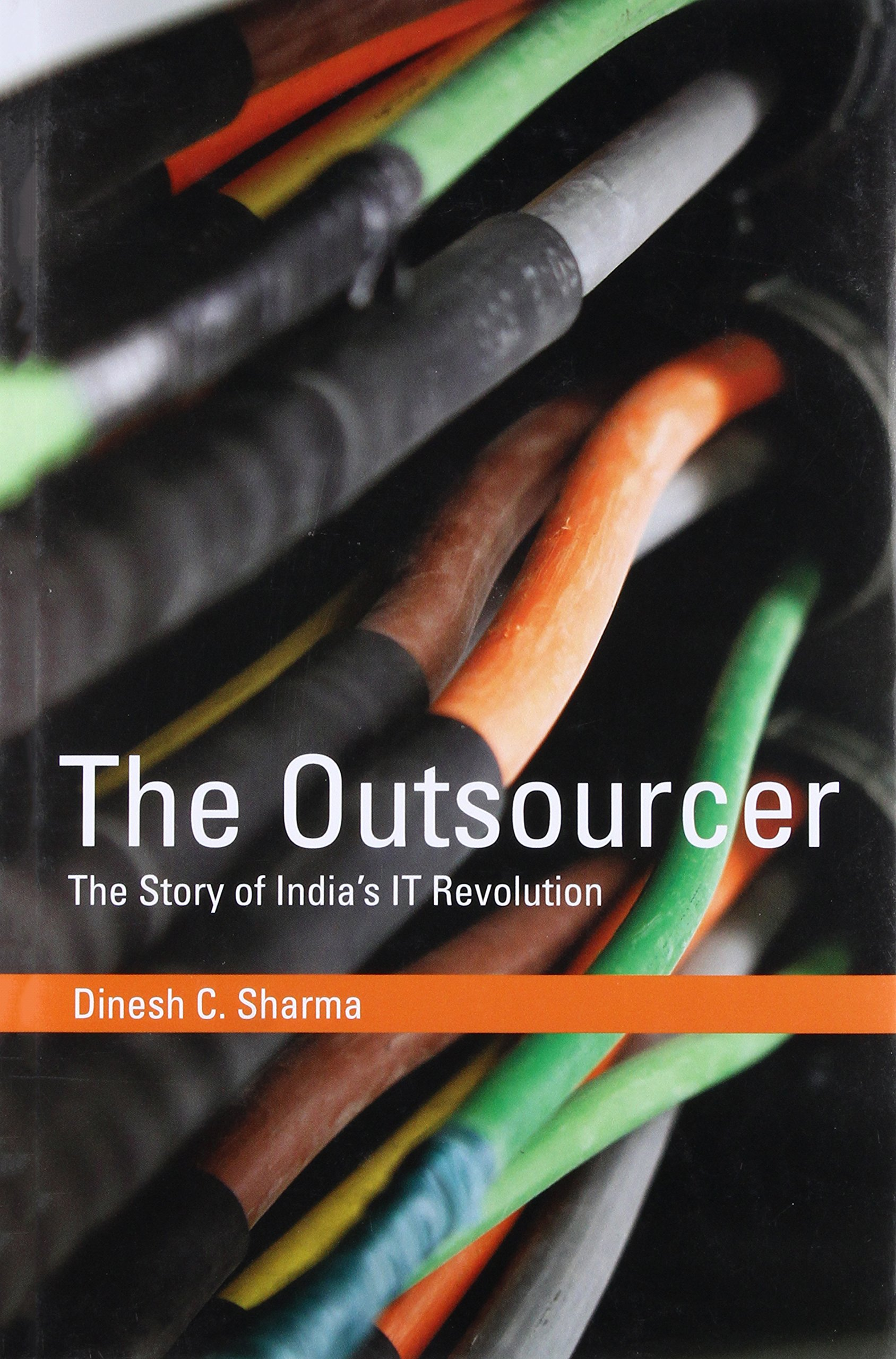 The Outsourcer: The Story of India's IT Revolution (History of Computing) by The MIT Press (Image #1)