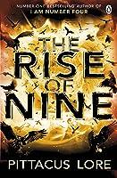 The Rise Of Nine: Lorien Legacies Book 3 (English