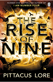 The fall of five lorien legacies book 4 ebook pittacus lore the rise of nine lorien legacies book 3 fandeluxe Epub