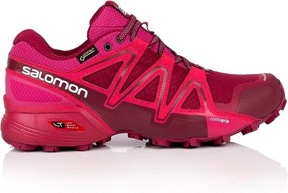 Salomon Speedcross Vario 2 GTX, Calzado de Trail Running para Mujer: Amazon.es: Zapatos y complementos
