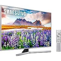 """Samsung 4K UHD 2019 43RU7475 - Smart TV de 43"""" [serie RU7400], Wide Viewing Angle, HDR (HDR10+), Procesador 4K, Diseño Metálico, Premium One Remote, Apple TV y compatible con Alexa"""