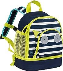 Lassig Kids Mini Backpack Little Monsters, Bouncing Bob