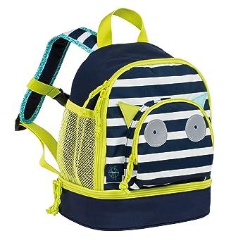 c5e1e76c7bc Amazon.com: Lassig Kids Mini Backpack Little Monsters, Bouncing Bob ...