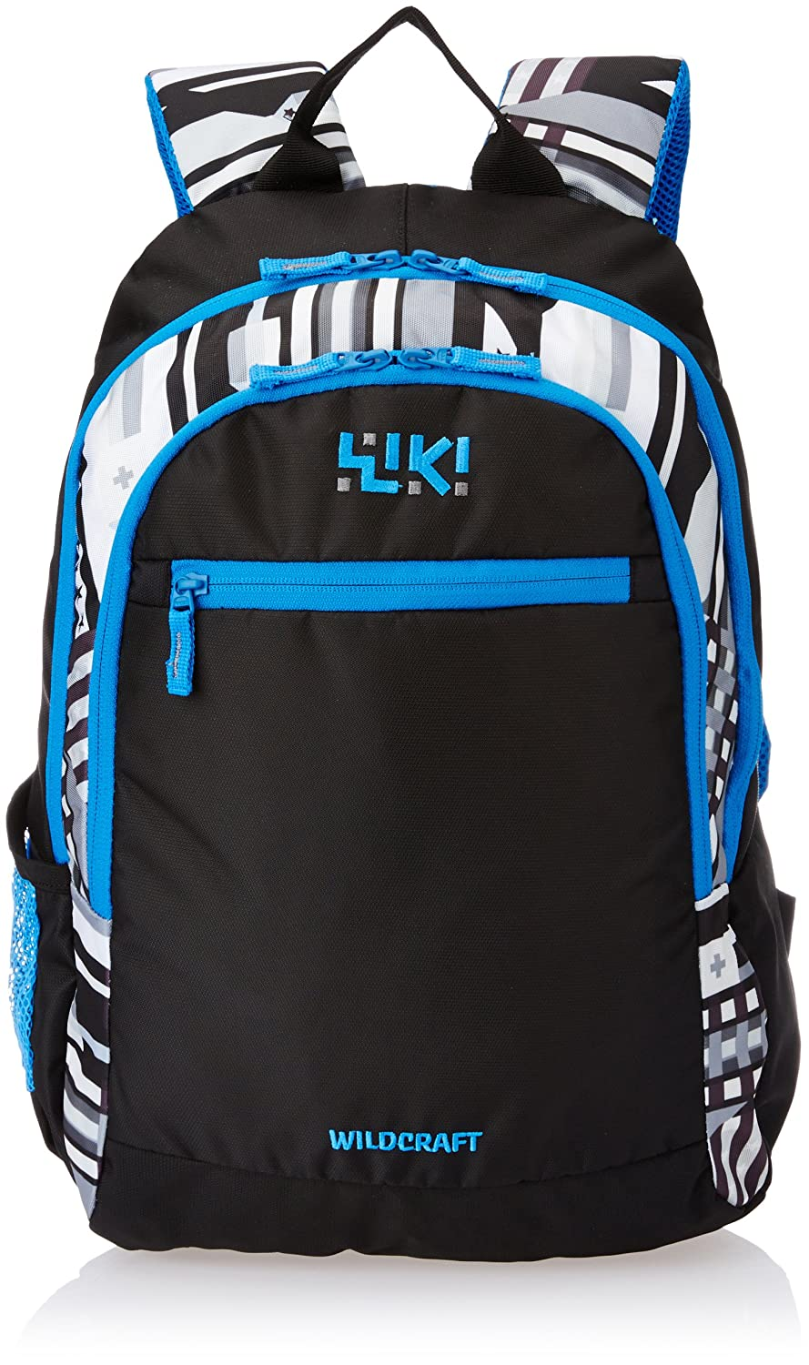 Wildcraft 27 ltrs Black Casual Backpack (8903338054214)
