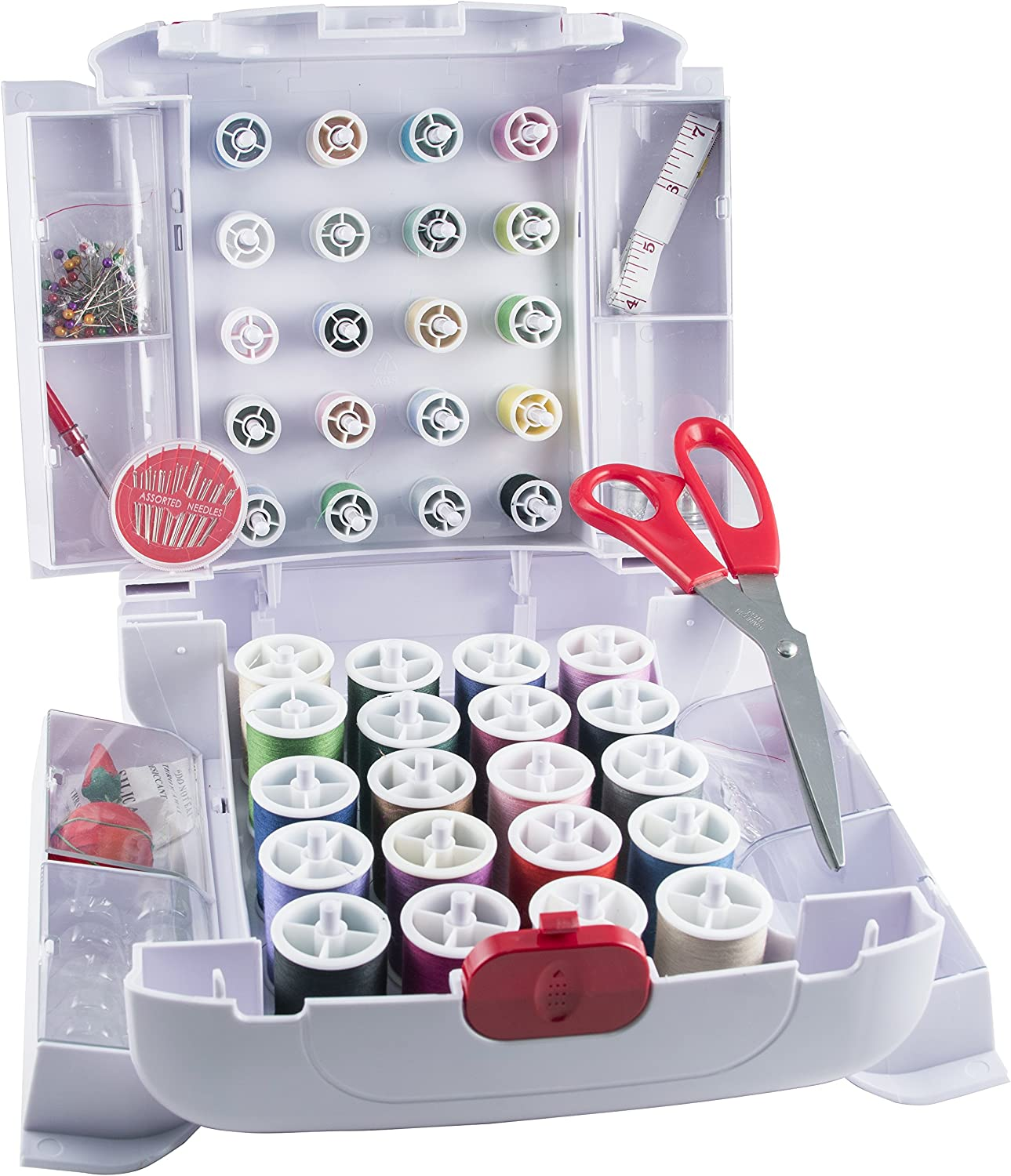 The best thread for quilting and sewing-SINGER Sew Essential Storage System