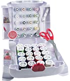 Singer Sew Essentials Storage System, 166 Pieces