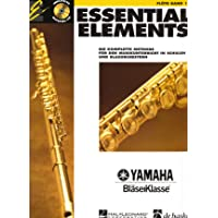 Essential Elements, für Flöte, m. Audio-CD
