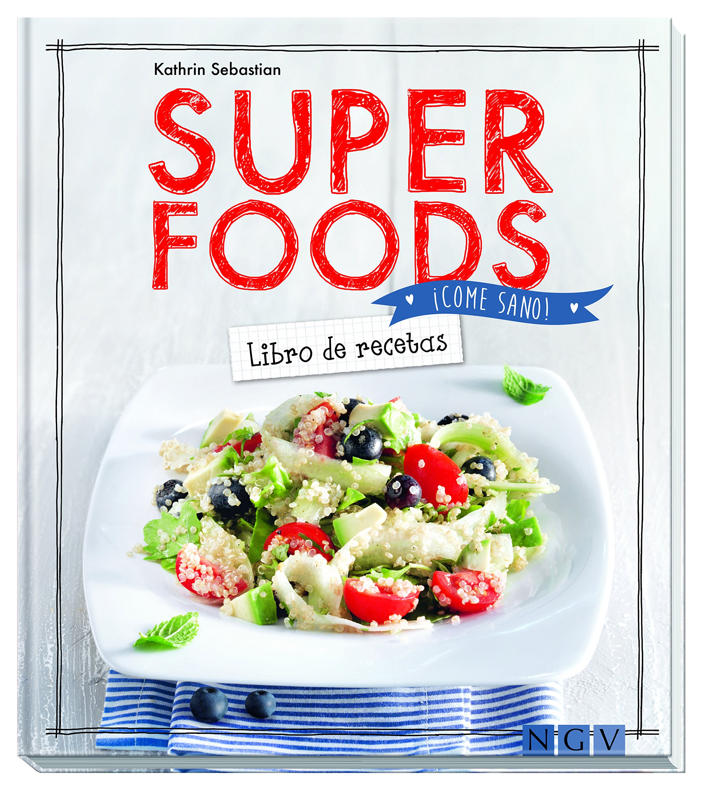 SUPERFOODS (Spanish) Hardcover – 2013