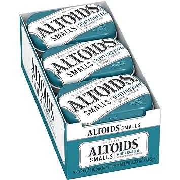 Altoids oral