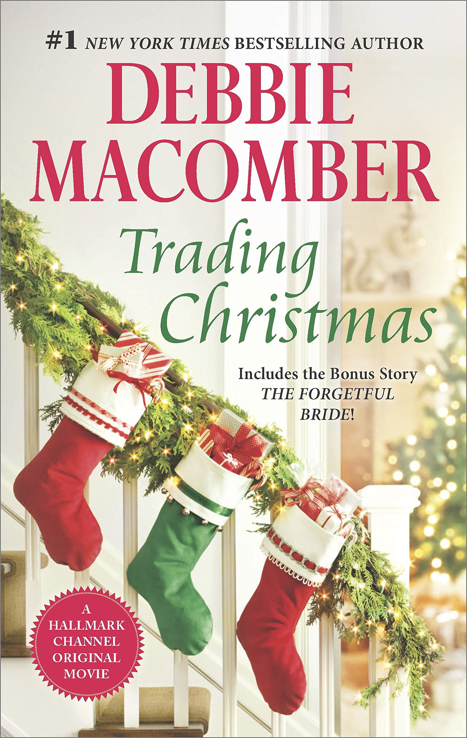 Amazon.com: Trading Christmas: The Forgetful Bride (9780778318293 ...