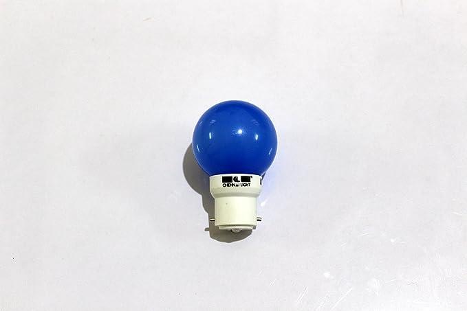 Buy TA Chennai Lighting - 0 5-WATT-LED NIGHT LAMP(Pack of 5, Round
