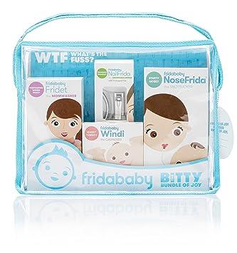 Amazon.com: Fridababy Bitty Bundle of Joy Set de regalo para ...