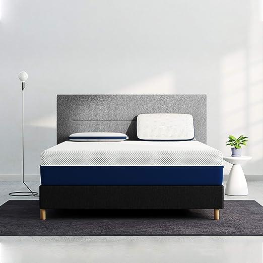 Amazon Com Amerisleep As2 Hybrid Memory Foam W Springs Mattress
