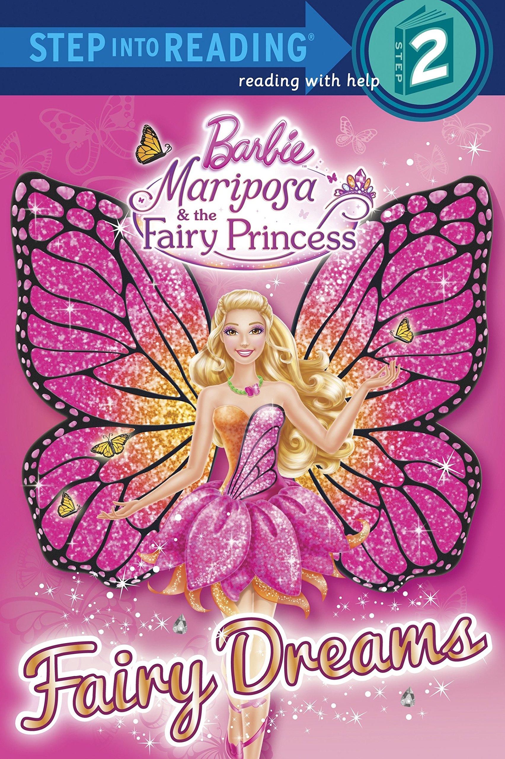 Amazon.com: Fairy Dreams (Barbie) (Step into Reading) (9780449816288): Mary  Man-Kong, Random House: Books