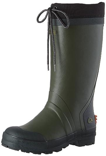 Slagbjorn III, Unisex Adults Rubber Boots Viking