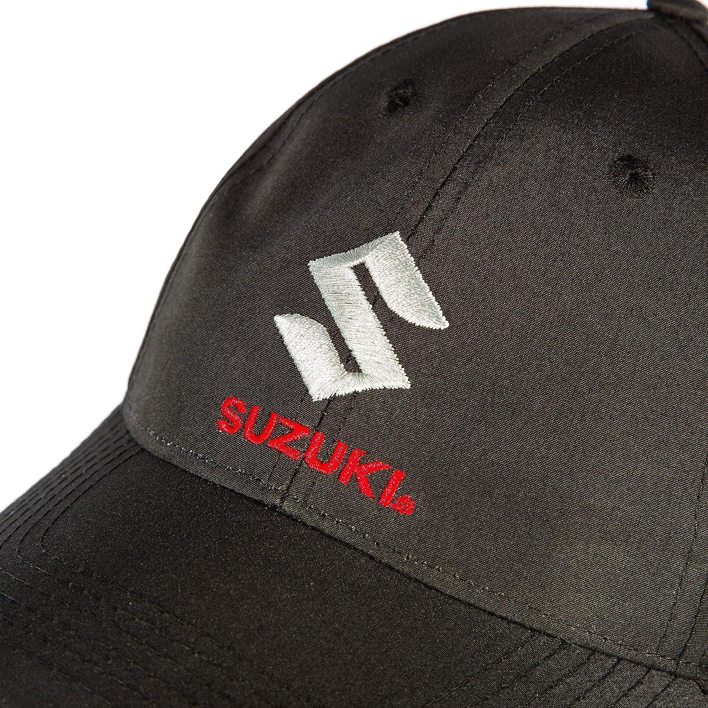 Car Fan Baseball Cap Swift Logo SX4 X90 XL7 Embroidered Embroidery Binding Shirt Black