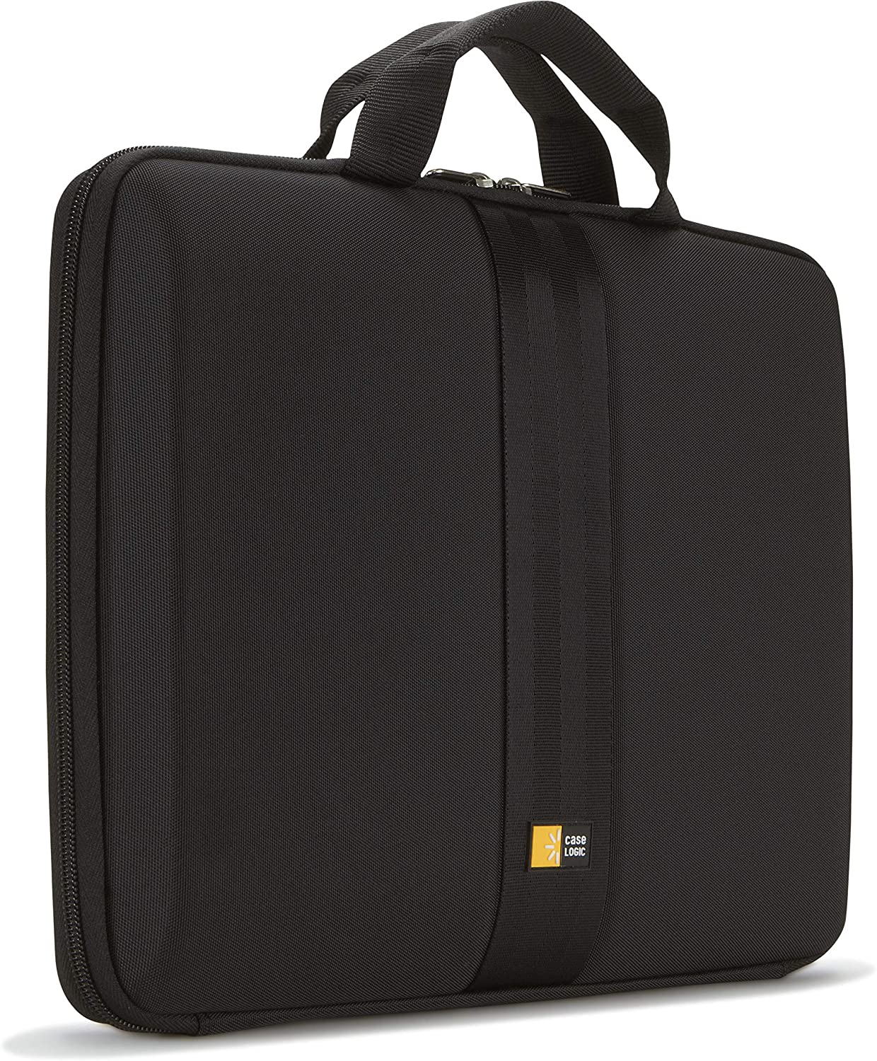 "Case Logic 13.3"" Molded Laptop Sleeve (QNS-113-BLACK)"