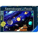 Ravensburger 14926 - Puzzle - 500 Pièces Star Line Le système solaire