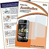 2 x mumbi Displayschutzfolie Wiko DARKMOON Schutzfolie AntiReflex matt