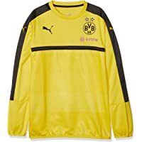 PUMA Sweatshirt BVB Training Sweat with Sponsor