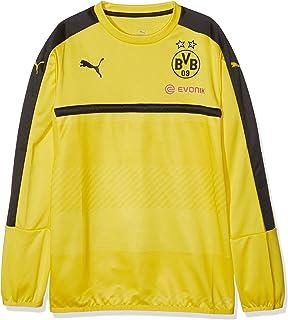 Puma Sweatshirt BVB Training Sweat with Sponsor - Chándal de fútbol para niño