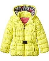 Pampolina Mädchen Jacke Jacket With Detachable Hood
