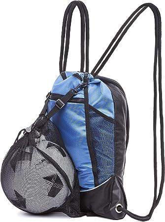 DashSport Mesh Net Soccer Backpack