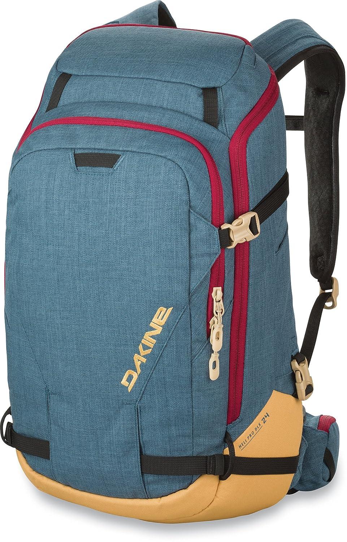 Dakine Heli Pro DLX 24l Backpack – Women 's – 1465 Cu In B01BPALV0Q  Chill Blue One Size