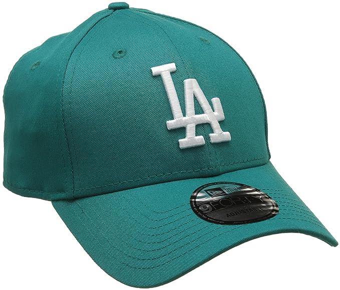 A NEW ERA ERA ERA ERA 9forty La Dodgers Hombre Cap Verde