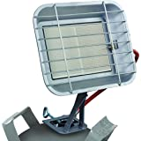 Einhell-gS 4600 p chauffage au gaz-puissance :  jusqu'à 4,6 kW avec allumage piézo-électrique (livré avec réducteur de pression, flexible, contrôles, pour les bouteilles de gaz)