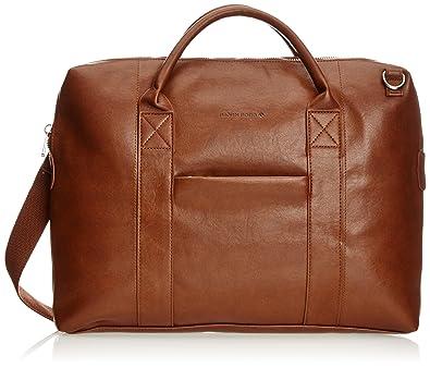 dffc00c7674 Bjorn Borg Mens Victor Laptop Bag BV141601 Cognac: Amazon.co.uk ...