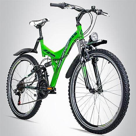Bergsteiger Fahrrad Escalador Memphis 26 pulgadas Mountain Bike, a ...