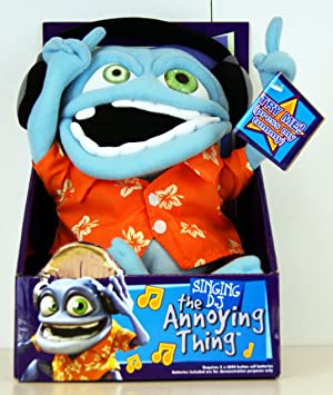 Crazy Frog - The Annoying Thing - Singing DJ - 8