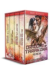 Tarakona Box Set 1: Adventurous Romances with Dragons and Wizards Kindle Edition