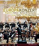 Europakonzert Prag (Berliner Philharmoniker / Simon Rattle) [Blu-ray]