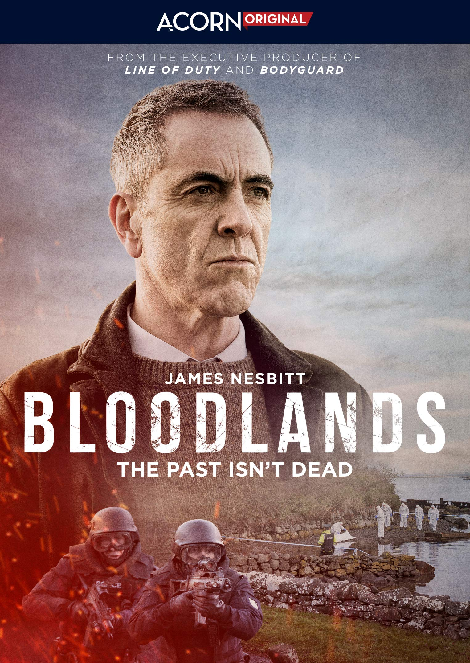 Book Cover: Bloodlands
