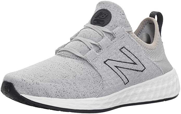 New Balance Fresh Foam Cruz Hoody Pack Sneakers Laufschuhe Damen Silber