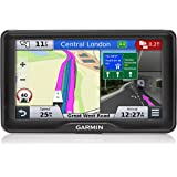 Garmin Camper 760LMT-D 7-inch Satellite Navigation with UK, Full Europe Lifetime Maps, Digital Traffic and Bluetooth